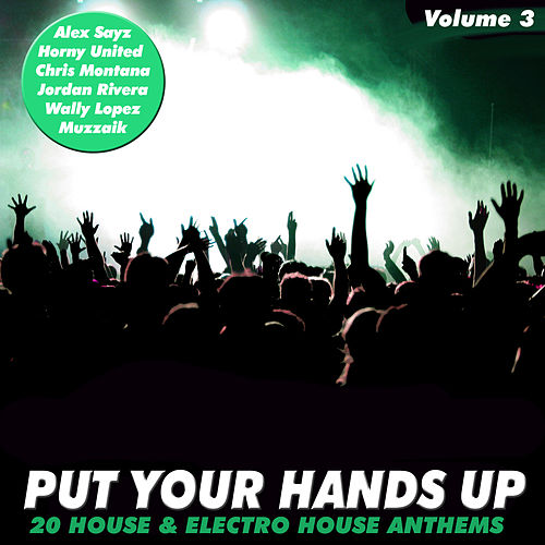 Play & Download Put Your Hands Up Vol. 3 - 20 House & Electro Anthems by Various Artists | Napster