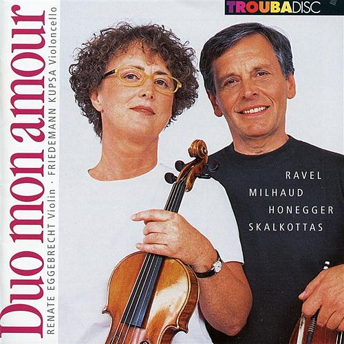 Play & Download Duo mon amour by Renate Eggebrecht | Napster