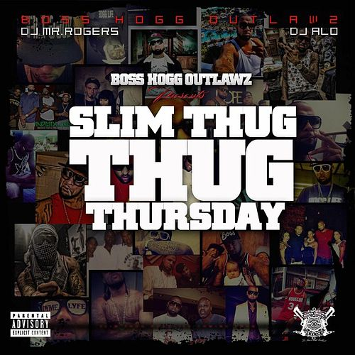 Play & Download Slim Thug Thursday by Slim Thug | Napster