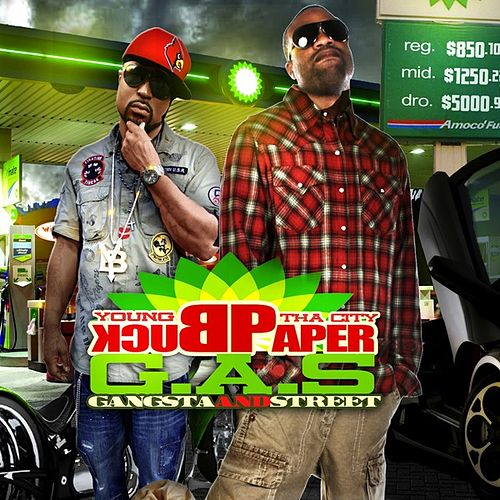 G.A.S. (Gangsta & Street) by Young Buck