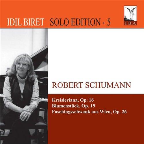 Idil Biret Solo Edition, Vol. 5 by Idil Biret