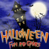 Halloween Fun and Games for Kids by Various Artists