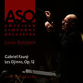 Play & Download Fauré: Les Djinns by American Symphony Orchestra | Napster