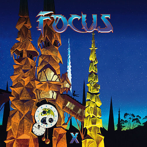 Play & Download X by Focus | Napster