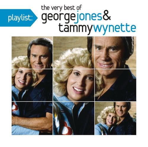 Playlist: The Very Best of George Jones & Tammy Wynette by George Jones