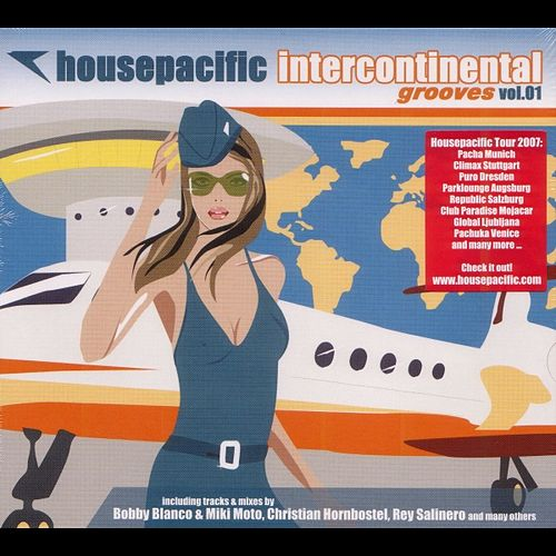 Housepacific / Intercontinental Grooves Vol. 1 by Various Artists
