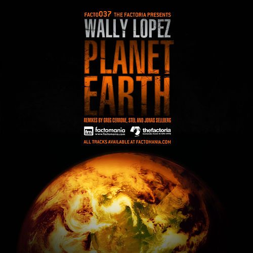 Play & Download Planet Earth by Wally Lopez | Napster