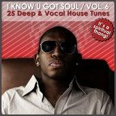 I Know U Got Soul Vol. 6 - 25 Deep & Vocal House Tunes von Various Artists