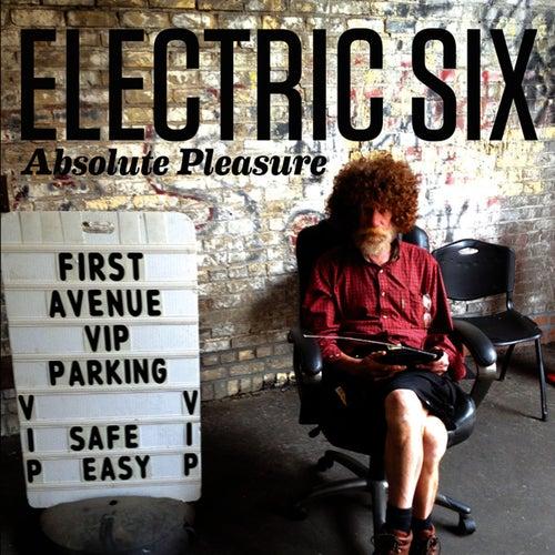 Absolute Pleasure (Live) de Electric Six