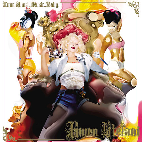 Play & Download Love Angel Music Baby by Gwen Stefani | Napster