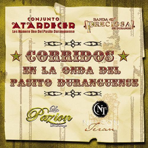 Corridos En La Onda Del Pasito Duranguense by Various Artists