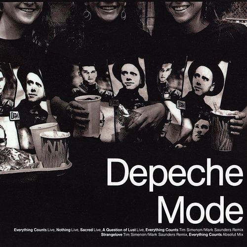 Play & Download Everything Counts (version 2) by Depeche Mode | Napster