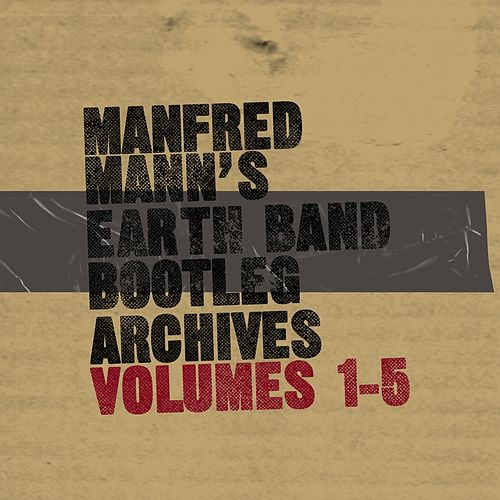 Bootleg Archives by Manfred Mann