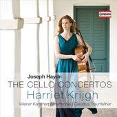Haydn: The Cello Concertos by Harriet Krijgh