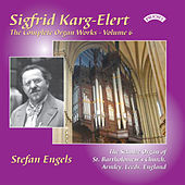 The Complete Organ Works of Sigfrid Karg-Elert: Volume 6 - The Schulze Organ of St. Bartholomew, Armley by Stefan Engels
