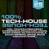 100% Tech-House Vol. 1 by Various Artists