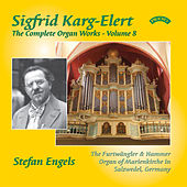 The Complete Organ Works of Sigfrid Karg-Elert: Volume 8 - The Furtwangler & Hammer Organ of Marienkirche in Salzwedel, Germany by Stefan Engels