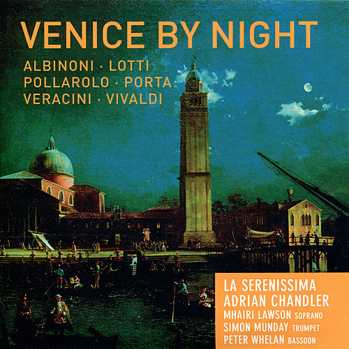 Play & Download Venice by Night by Various Artists | Napster