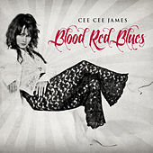 Blood Red Blues by Cee Cee James