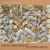 Never Give Up Study by David Greenberger