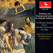 Anthems And Instrumental Works by Orlando Gibbons