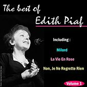 The Best of Edith Piaf, Vol. 1 by Edith Piaf