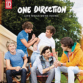 Play & Download Live While We're Young by One Direction | Napster