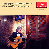Play & Download Scott Joplin On Guitar, Vol. 3 by Scott Joplin | Napster