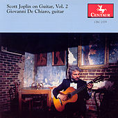 Play & Download Scott Joplin On Guitar, Vol. 2 by Scott Joplin | Napster