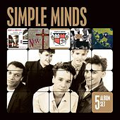 Play & Download 5 Album Set (Remastered) (Sons and Fascination/New Gold Dream/Sparkle in the Rain/Once Upon a Time/Street Fighting Years) by Simple Minds | Napster