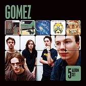 Play & Download 5 Album Set (Bring It On/Liquid Skin/In Our Gun/Split the Difference/Five Men in a Hut) by Gomez | Napster