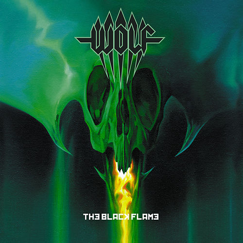 Play & Download The Black Flame by Wolf   Napster