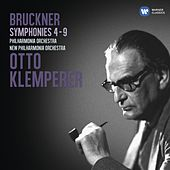 Play & Download Bruckner: Symphonies 4-9 by Otto Klemperer | Napster