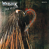 Play & Download True As Steel by Warlock | Napster