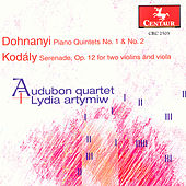 Play & Download Dohnayi: Piano QUintets No. 1 and 2 / Kodaly Serenade, Op. 12... by Various Artists | Napster