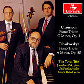 Chausson / Tchaikovsky by The Yuval Trio