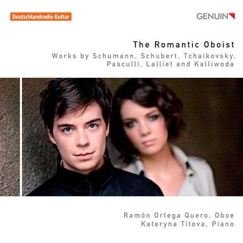The Romantic Oboist by Ramon Ortega Quero