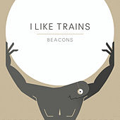 Beacons EP by iLiKETRAiNS