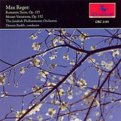 Romantic Suite, Mozart Variations by Max Reger