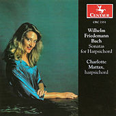 Sonatas For Harpsichord by Wilhelm Friedemann Bach