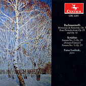 Fantasy Pieces; Four Preludes/Sonatas Nos. 2 And 3 by Various Artists