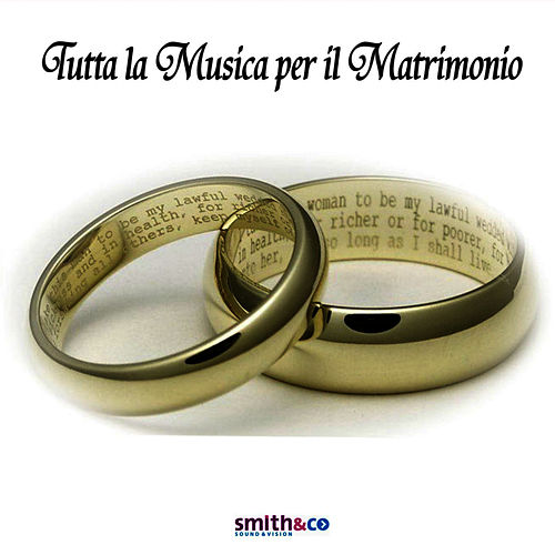 Play & Download Tutta la Musica per il Matrimonio by Hollywood Symphony Orchestra | Napster