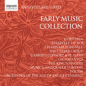 Play & Download The Early Music Collection by Various Artists | Napster
