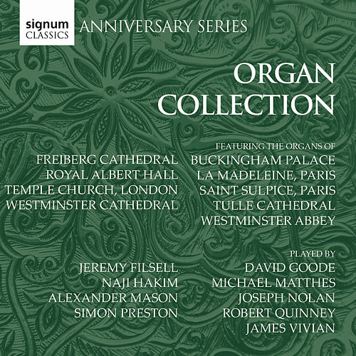 Play & Download The Organ Collection by Various Artists | Napster