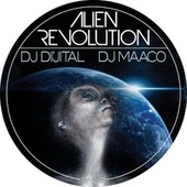 Play & Download Aliens Revolution EP by DJ Dijital | Napster