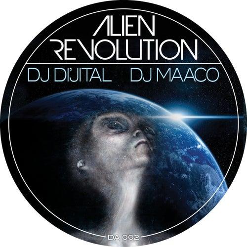 Play & Download Aliens Revolution EP by DJ Dijital   Napster