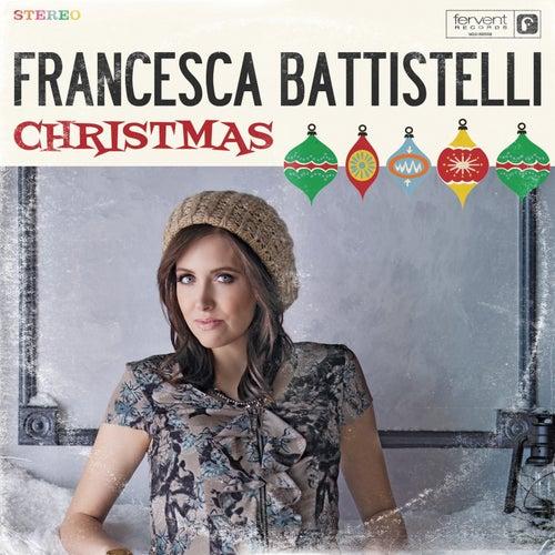 Christmas by Francesca Battistelli
