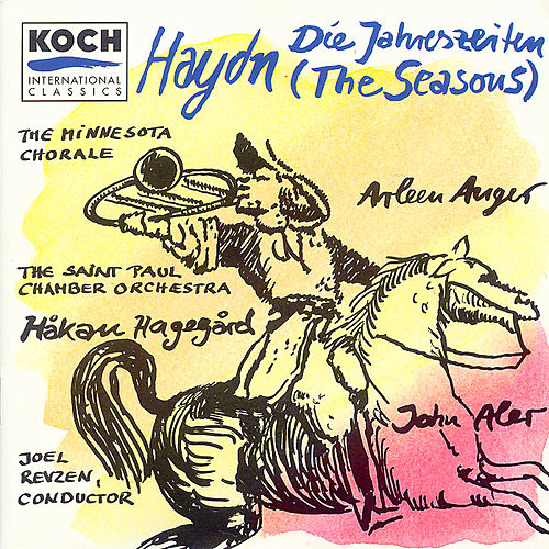 Play & Download Die Jahreszeiten (The Seasons) by Franz Joseph Haydn | Napster