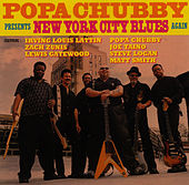 Popa Chubby Presents The New York City Blues Again by Various Artists
