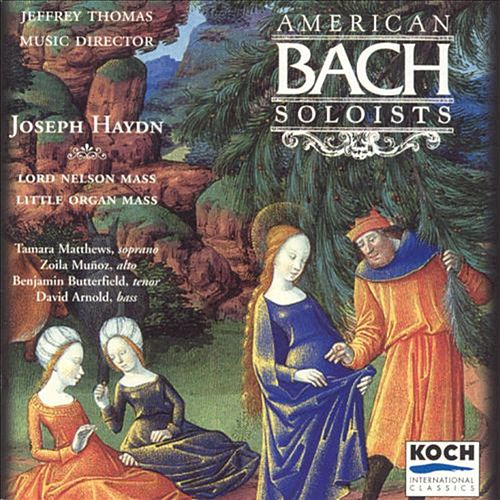 Play & Download American Bach Soloists by Franz Joseph Haydn | Napster